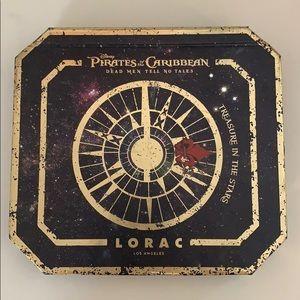 lorac treasure in the stars eyeshadow pallete